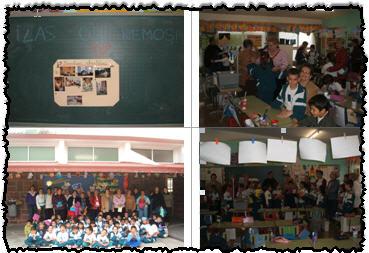 El Día de las Abuelas, 2º Curso de Primaria.