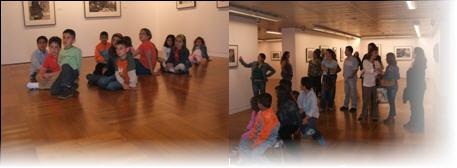 Exposición Henri Cartier Bresson.