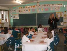 Escuelas Canarias Promotoras de Salud: Cuentacuentos.