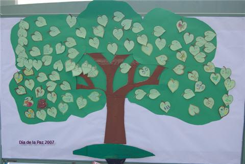 Murales Día de la Paz.