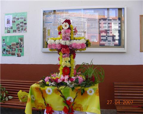 3 de Mayo Día de la Cruz.